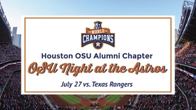Thumbnail for entry OSU Night at the Houston Astros