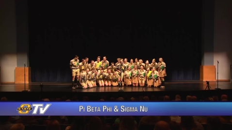 Thumbnail for entry Freshman Follies 2017:  Pi Beta Phi & Sigma Nu