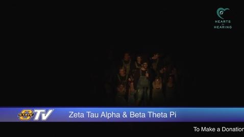 Thumbnail for entry 2016 Freshman Follies: Zeta Tau Alpha & Beta Theta Pi