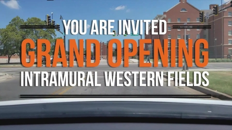 Thumbnail for entry Western Fields Grand Opening