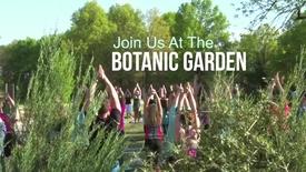 Thumbnail for entry Yoga in the Garden
