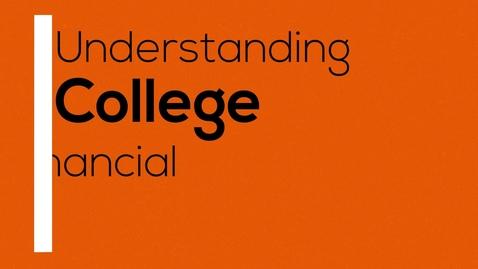 Thumbnail for entry UCFA: 3 Types of OSU Scholarships
