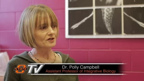 Thumbnail for entry Research Minute: Polly Campbell
