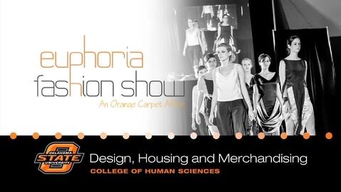 Thumbnail for entry 2013 Euphoria Fashion Show