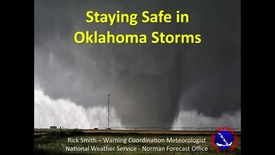 Thumbnail for entry Staying Safe in Oklahoma Storms