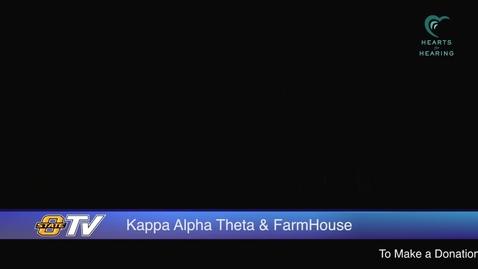 Thumbnail for entry 2016 Freshman Follies: Kappa Alpha Theta & FarmHouse