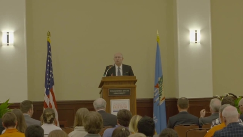 Thumbnail for entry Steve Forbes speaks on OSU campus