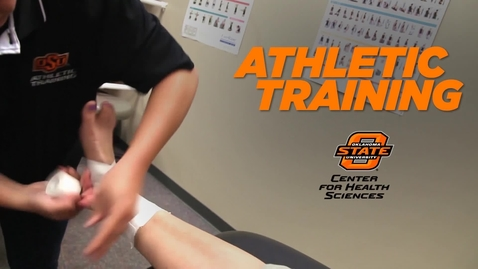 Thumbnail for entry Master of Athletic Training Program at OSU Center for Health Sciences
