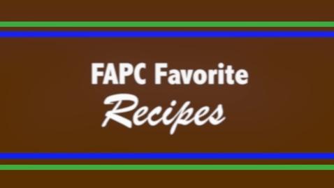 Thumbnail for entry Pound Cake Recipe