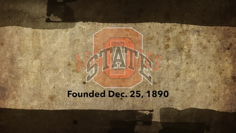 Thumbnail for entry Celebrating 125 Years of OSU