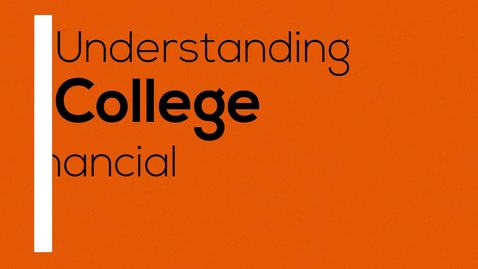 Thumbnail for entry UCFA: 5 Terms to Know When Navigating Your Financial Aid Options & Resources