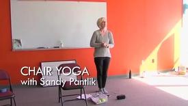 Thumbnail for entry Chair Yoga