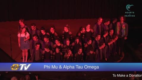 Thumbnail for entry 2016 Freshman Follies: Phi Mu & Alpha Tau Omega