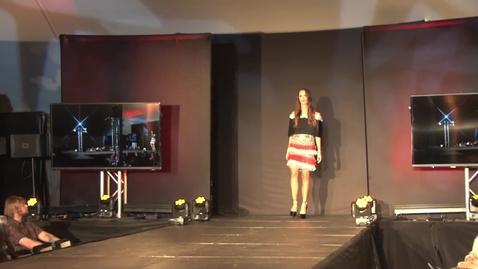 Thumbnail for entry Euphoria, The OSU Fashion Show