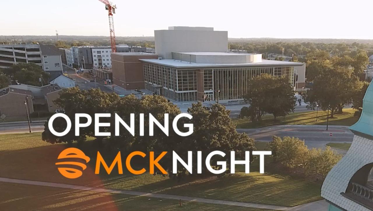 Opening McKnight