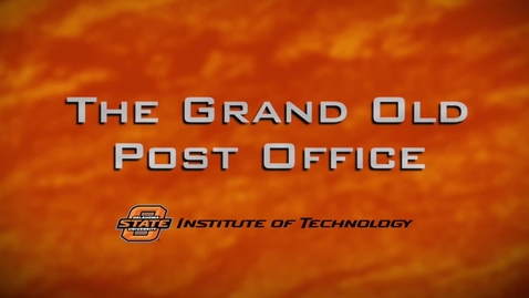 Thumbnail for entry The Grand Old Post Office Highlight Video