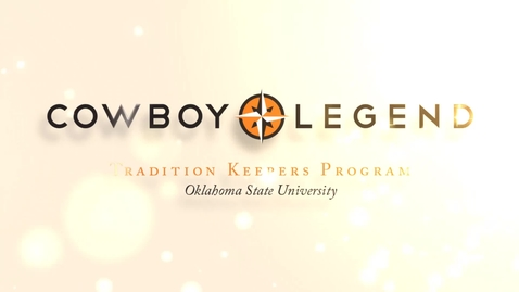 Thumbnail for entry Become an OSU Tradition Keeper
