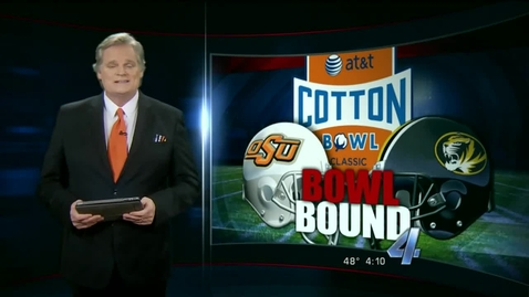 Thumbnail for entry IN THE NEWS:  OSU Fans Help Feed the Needy Before Cotton Bowl Game