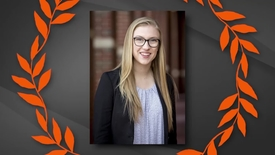Thumbnail for entry Madeline Hawkins - 2019 OSU Outstanding Senior