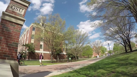 Thumbnail for entry International Student Shows Benefits of Residential Life at OSU