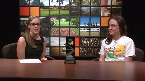 Thumbnail for entry OSU Human Sciences Student Wins OKC Memorial Marathon Women's Race