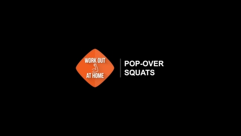 Thumbnail for entry Pop-over Squats