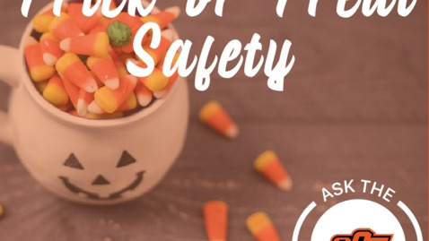 Thumbnail for entry Ask the Experts - Trick or Treat Safety