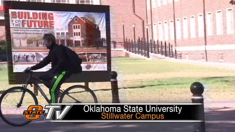 Thumbnail for entry OSU Named Bike Friendly University