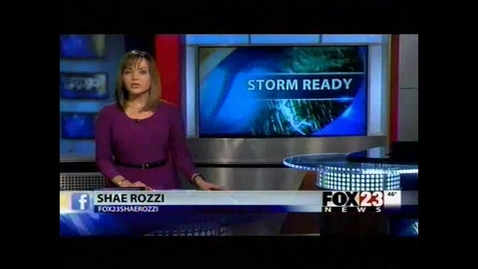 Thumbnail for entry IN THE NEWS:  OSU Tulsa is Storm Ready