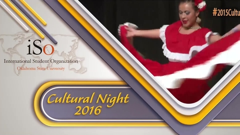Thumbnail for entry 2016 iSo Cultural Night