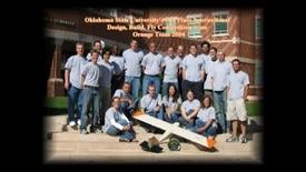 "Thumbnail for entry Aerospace Design: 2004 Team Orange ""OSpray"""