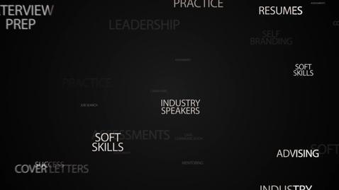 Thumbnail for entry Eastin Center for Career Readiness - Leadership