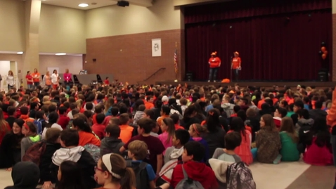 Thumbnail for entry Celebrating Teachers: Jenks Educator Presented with OSU Outstanding Mentor Award