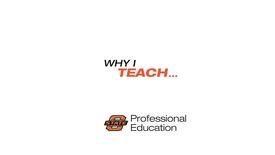 Thumbnail for entry Why I Teach
