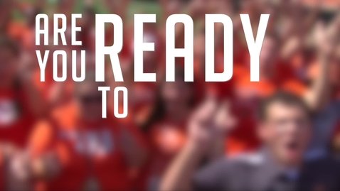Thumbnail for entry Are you Ready to Kick Off the Fall Semester? Register for Welcome Week Today!
