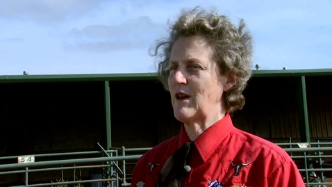 Thumbnail for entry Animal Behavior with Temple Grandin - Part 1