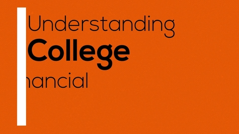 Thumbnail for entry UCFA: Sources of Financial Support at Oklahoma State University