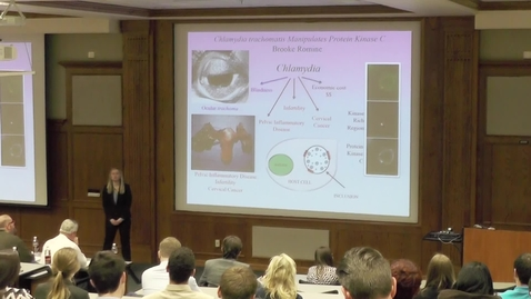Thumbnail for entry Three Minute Thesis: Brooke Romine