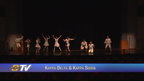 Thumbnail for entry Freshman Follies 2017:  Kappa Delta & Kappa Sigma