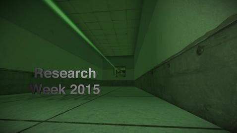 Thumbnail for entry RESEARCH WEEK:  Terahertz Radiation