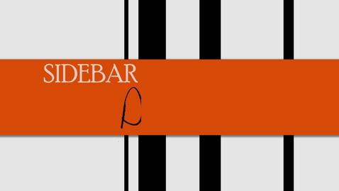 "Thumbnail for entry Sidebar ""Finding a Prairie Home"""