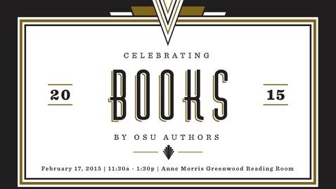 Thumbnail for entry Celebrating Books 2015