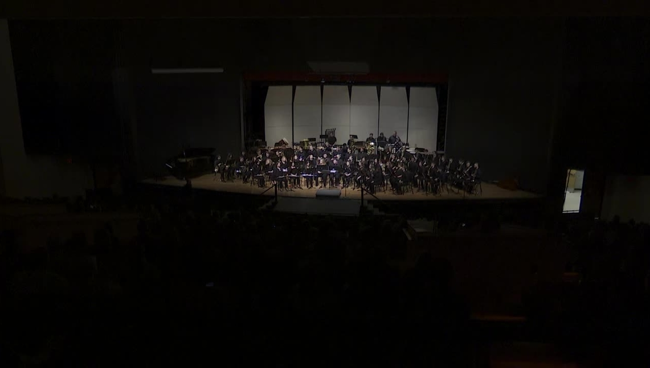 May 2019 Symphonic Band Performance