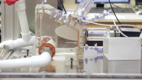 Thumbnail for entry RESEARCH WEEK:  OSU Professor Designs Mechanical Heart for Research