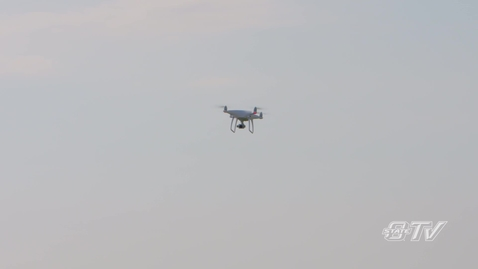 Thumbnail for entry Unmanned Aerial Systems Help Predict Severe Weather