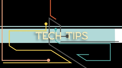 Thumbnail for entry Tech Tips: Zoom Microphone