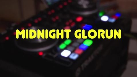 Thumbnail for entry Midnight Glo Run- April 2017
