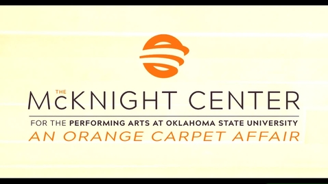 Thumbnail for entry REBROADCAST:  The McKnight Center for the Performing Arts--An Orange Carpet Affair