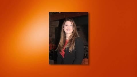 Thumbnail for entry Kelsy Lee Stein - 2012 Outstanding Senior