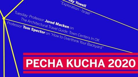 Thumbnail for entry 2020 Pecha Kucha - Tom Spector